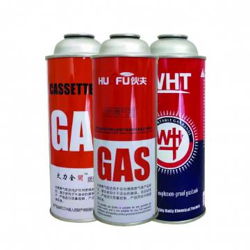 Butane Lighter gas and lighter gas can and butane gas refill canister
