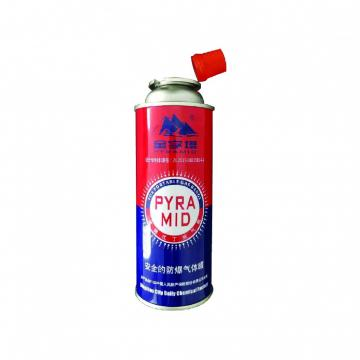 Mini Portable butane gas cylinder canister