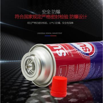 Manufacturing best high quality butane gas cartridge canister