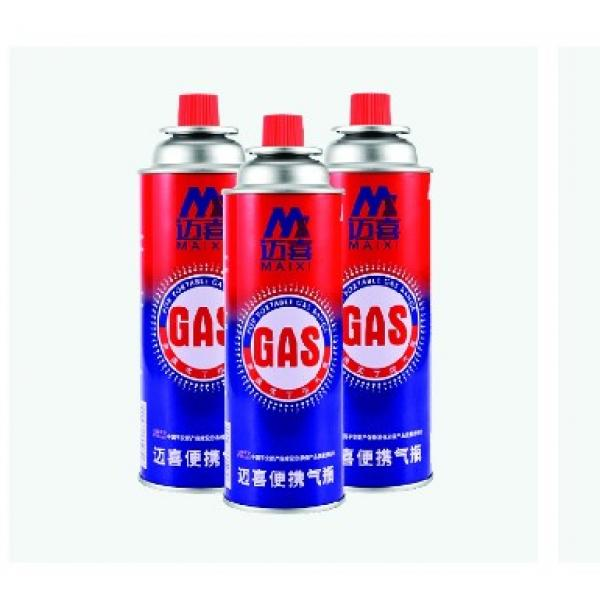 Made in china aerosol canister butane gas aerosol cans refill the most favorable #2 image